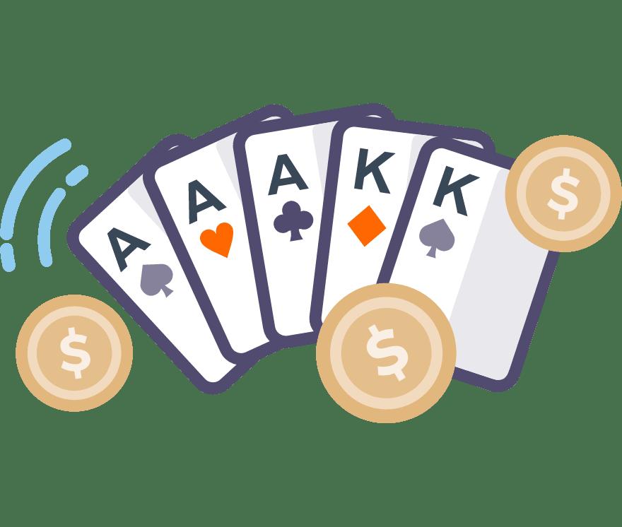 Best 109 Poker Mobile Casino in 2021