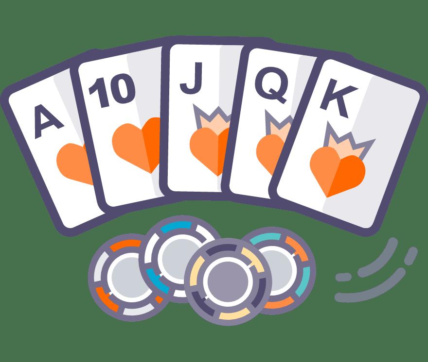 Best 52 Texas Holdem Mobile Casino in 2021